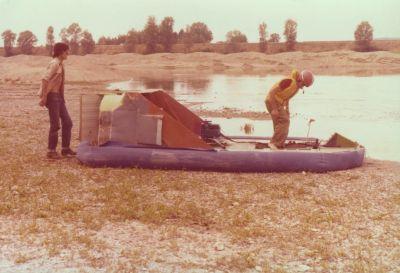 Le Rafale en 1974